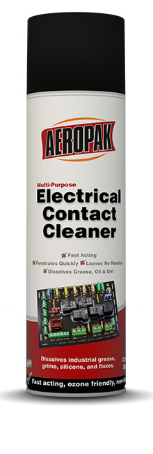 Aeropak Electrical Contact Cleaner APK-8312